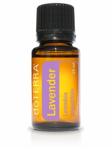 doTERRA Lavender- levandule