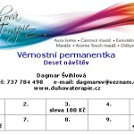 Permanentka pro deset náštěv