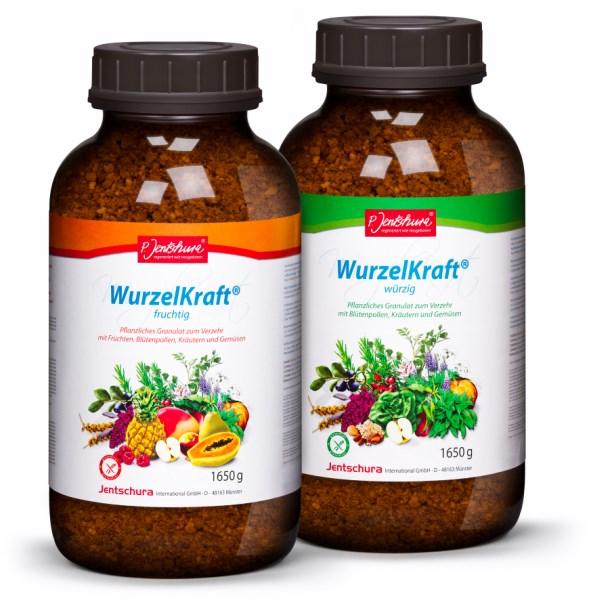 WurzelKraft® Koncentrovaná směs bylin