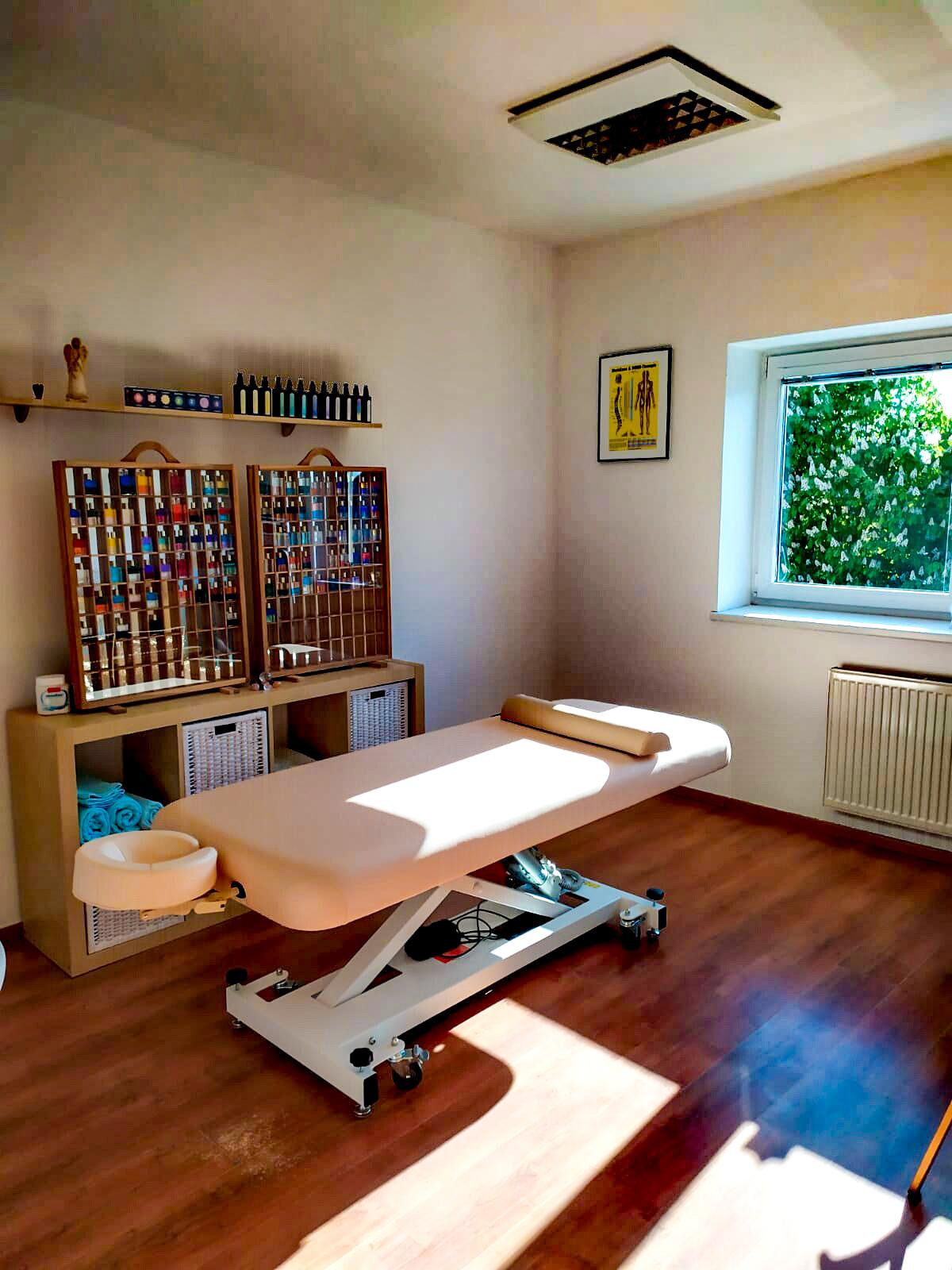 salon - Dudová terapie